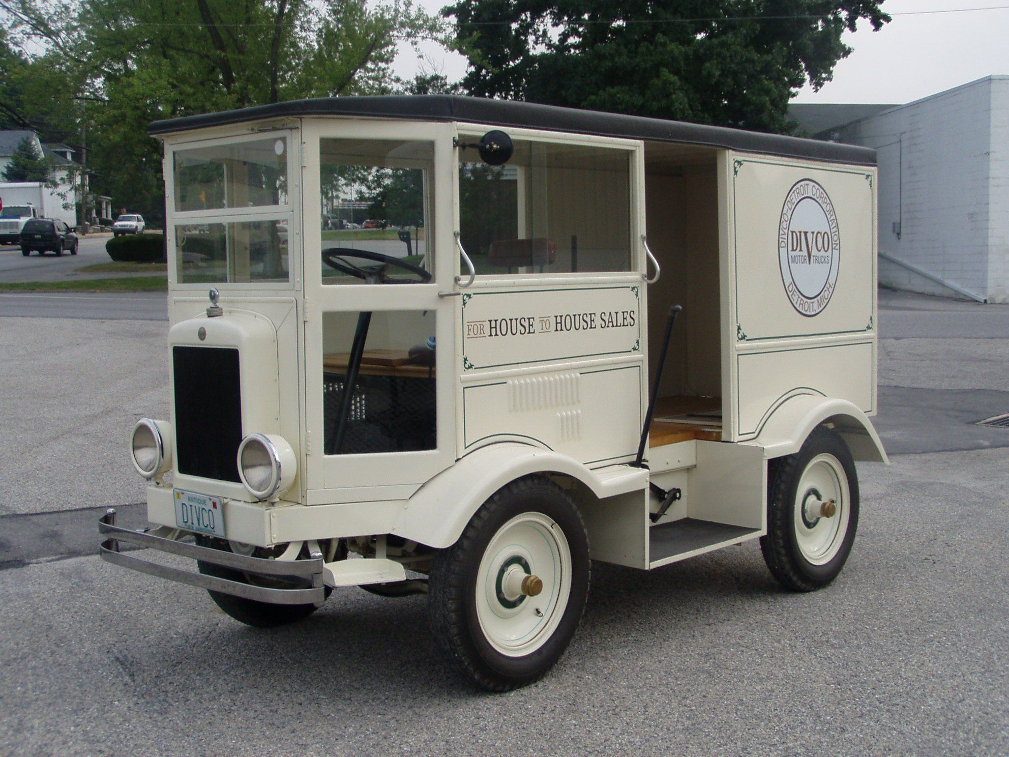 1926 Divco Truck - Model A | For My Mobile Cafe | Trucks ...