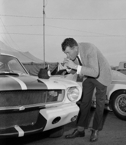 Carroll Shelby Ford Mustang