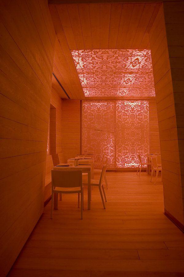 Blanco Bar Milano_ #interiordesign #interiorstyling #lightdesign #red #design