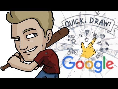 Nice Jazza Vs Quick Draw Artist Battles Against Google Ai
