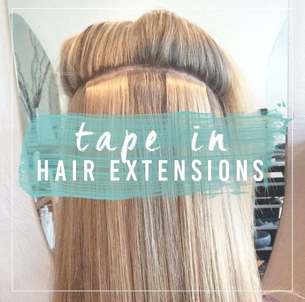 Tape In Hair Extensions Guide For Australian Women Hair Extensions