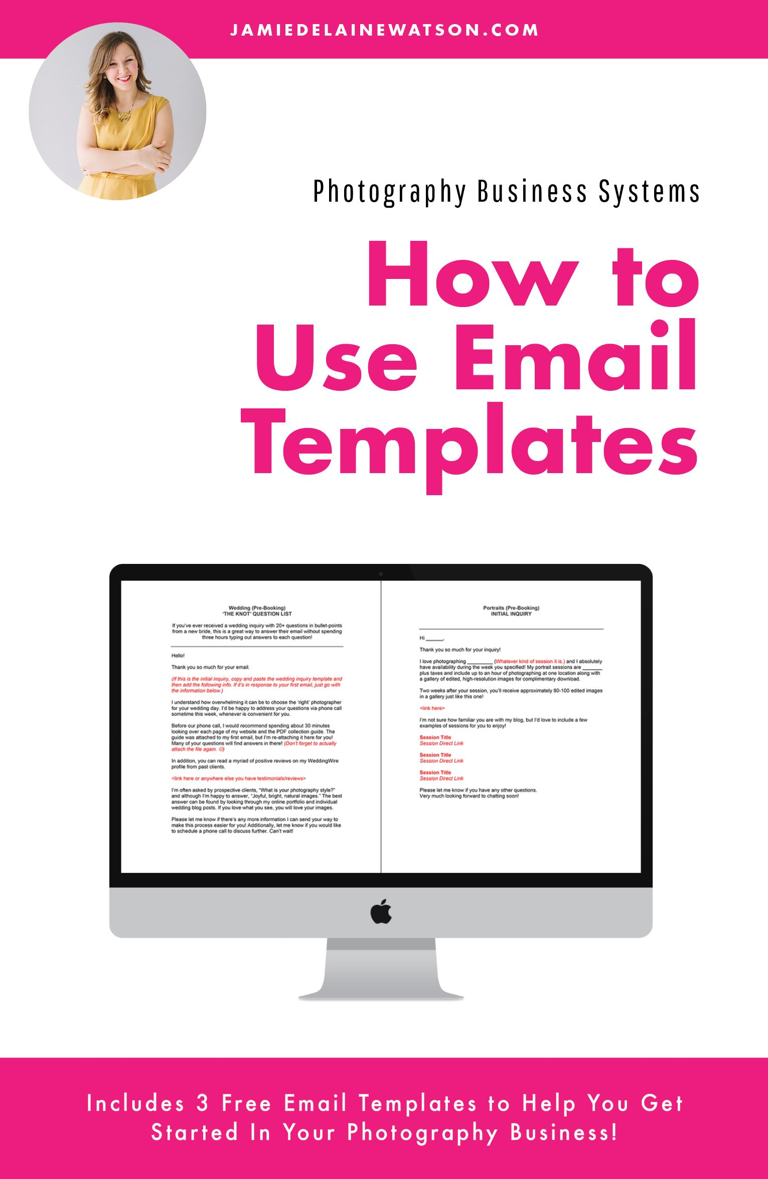 Creating Email Templates To Improve Your Client Experience - Create email template online free