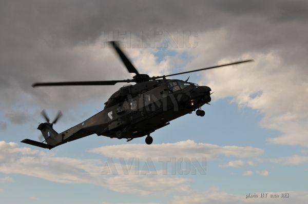 Arrival of 3rd F.O.C. ΝΗ-90 TGRA at Megara LGMG Army Airport | ΑΕΡΟΠΟΡΙΑ ΣΤΡΑΤΟΥ