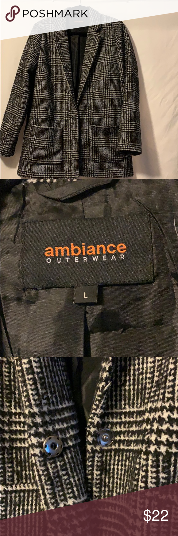 Ambiance Outerwear Jacket Outerwear Jackets Jackets Outerwear [ 1740 x 580 Pixel ]