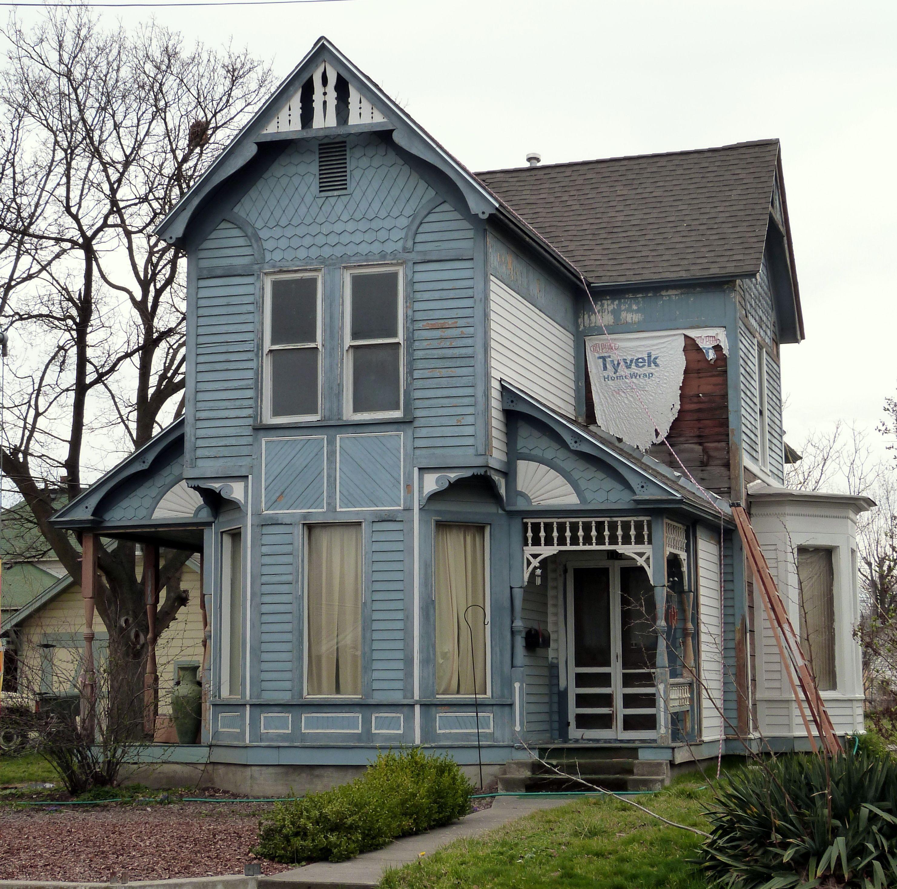 Image Result For Stick Victorian House Oregon