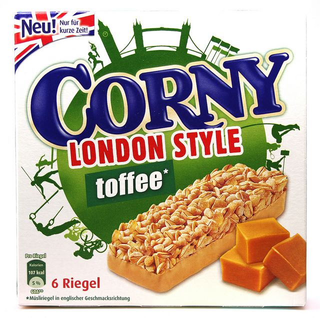 Corny London Style Toffee