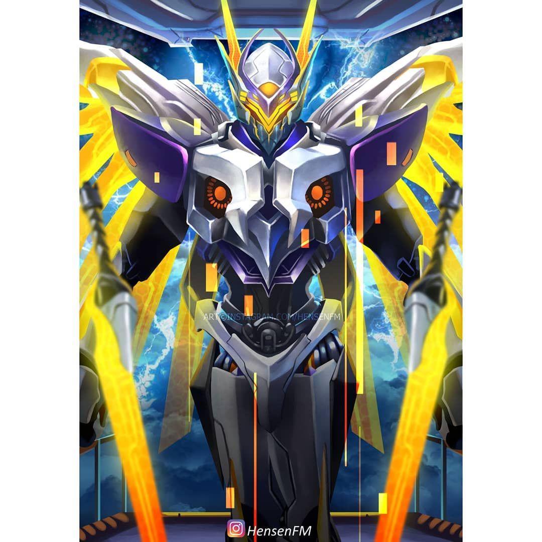 Wallpaper Mobile Legend Hd Lancelot Gamewallpapers: I... Am... Reborn Saber Codename Storm Ini Dia Nih Yang
