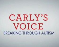 MIND BLOWN! If you want to be inspired, you will be. For many years Carly was unable to communicate at all. Once she found her voice, she has some amazing things to say. Watch the videos.