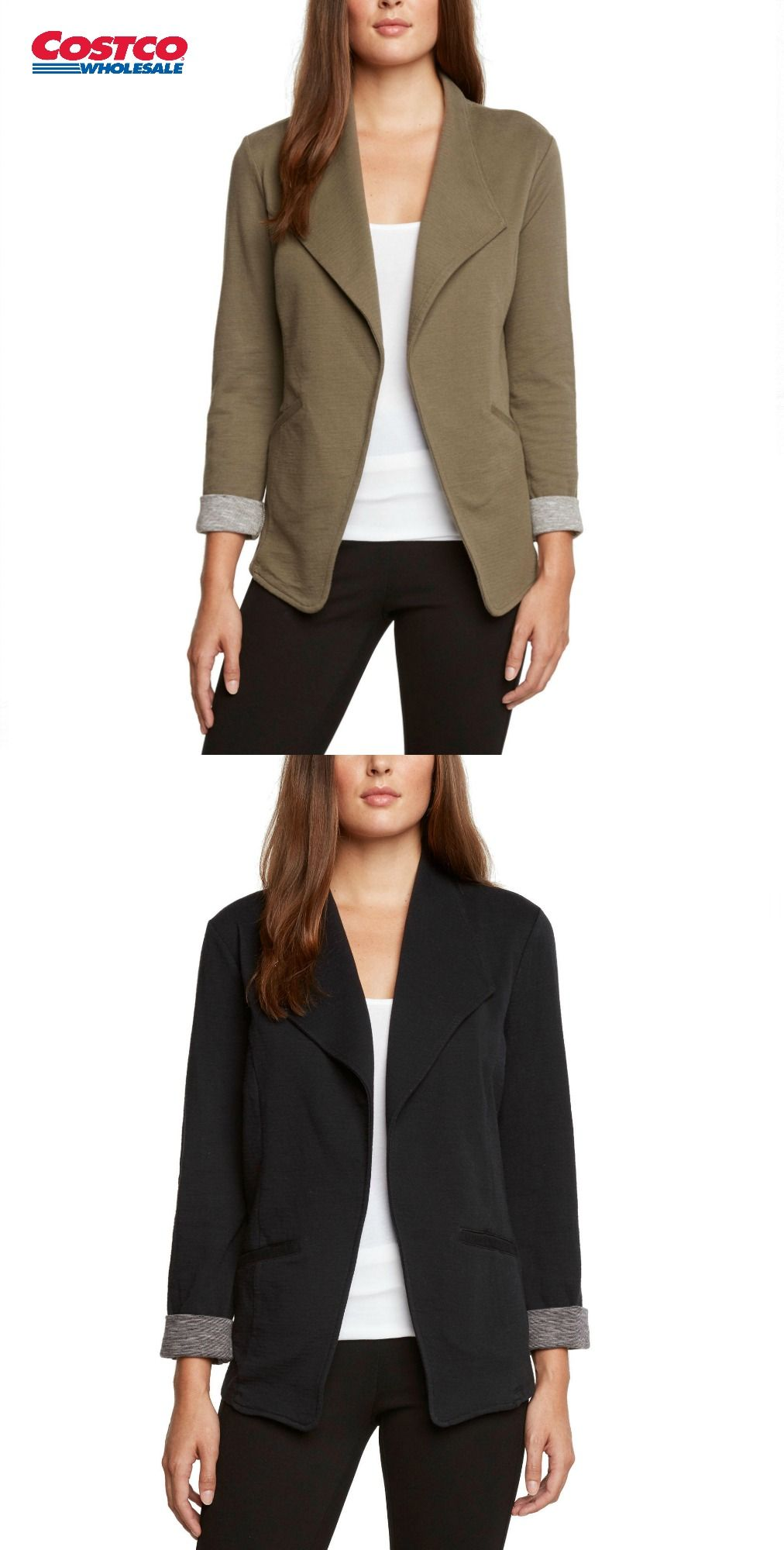 aebe2745ca Matty M Ladies  Knit Blazer  19.99 Stay comfortable in this fashionable  outfit.