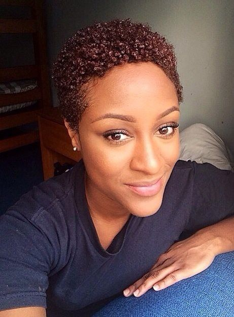 Natural Hairstyles For Black Women 8 Of The Best Short Hairstyles For Black Women  Coilynature