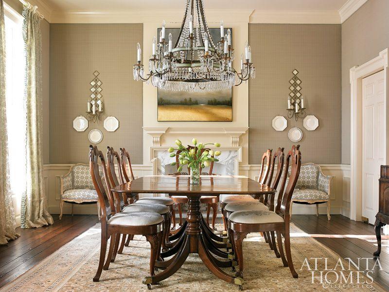 Atlanta Homes Lifestyles Interiors By Liz Williams