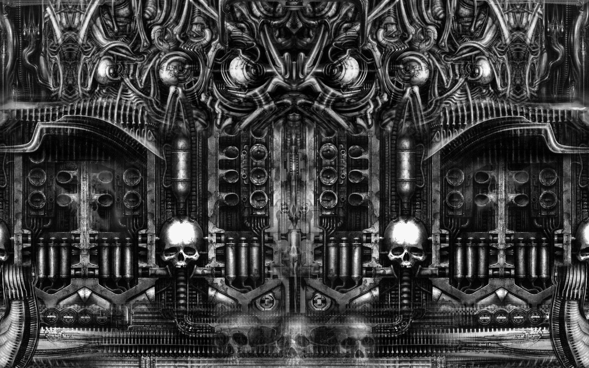 necronomicon 1,2 giger art | PC tapety a pozadia na plochu hr-giger