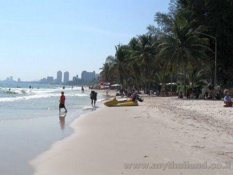 הואה הין – חופים ובתי מלון (כתבה שלישית בסדרה)   תאילנד