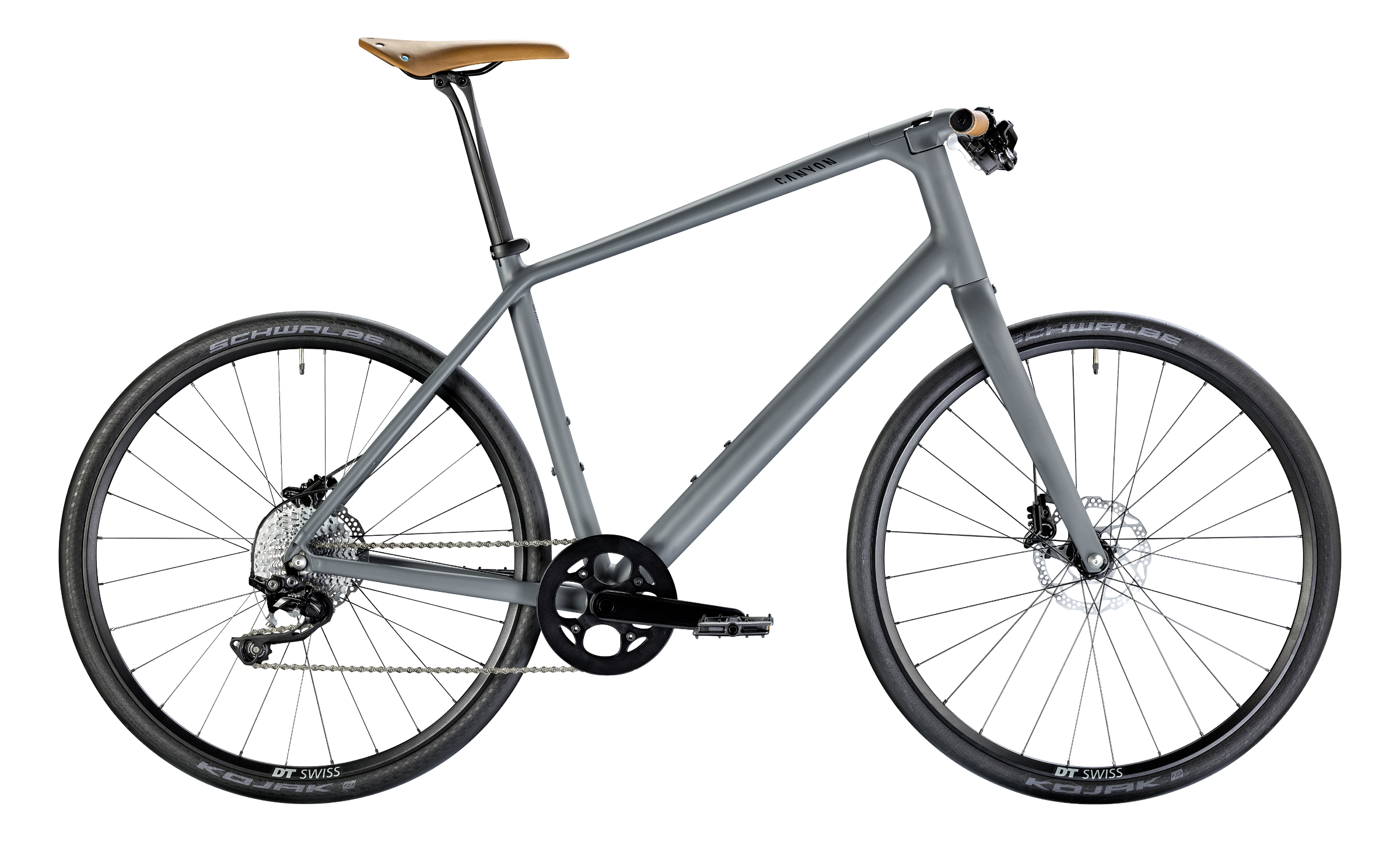 Image of canyon urban and commuter city bikes