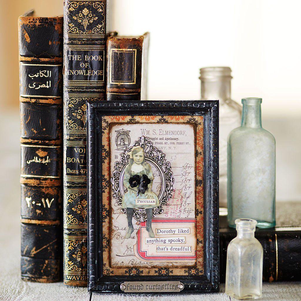 Basic Frame, Simply Essentials™ By Studio Décor® Spooky decor - halloween diy decor