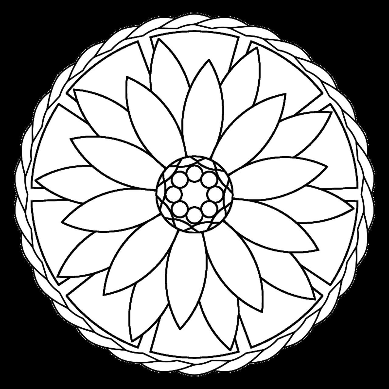 Imagen Gratis En Pixabay Mandala Simbolo Meditacion Mandalas