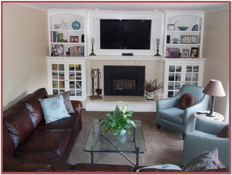 How To Decorate Long Living Room With Fireplace In 2020 Family Room Layout Long Living Room Long Narrow Living Room
