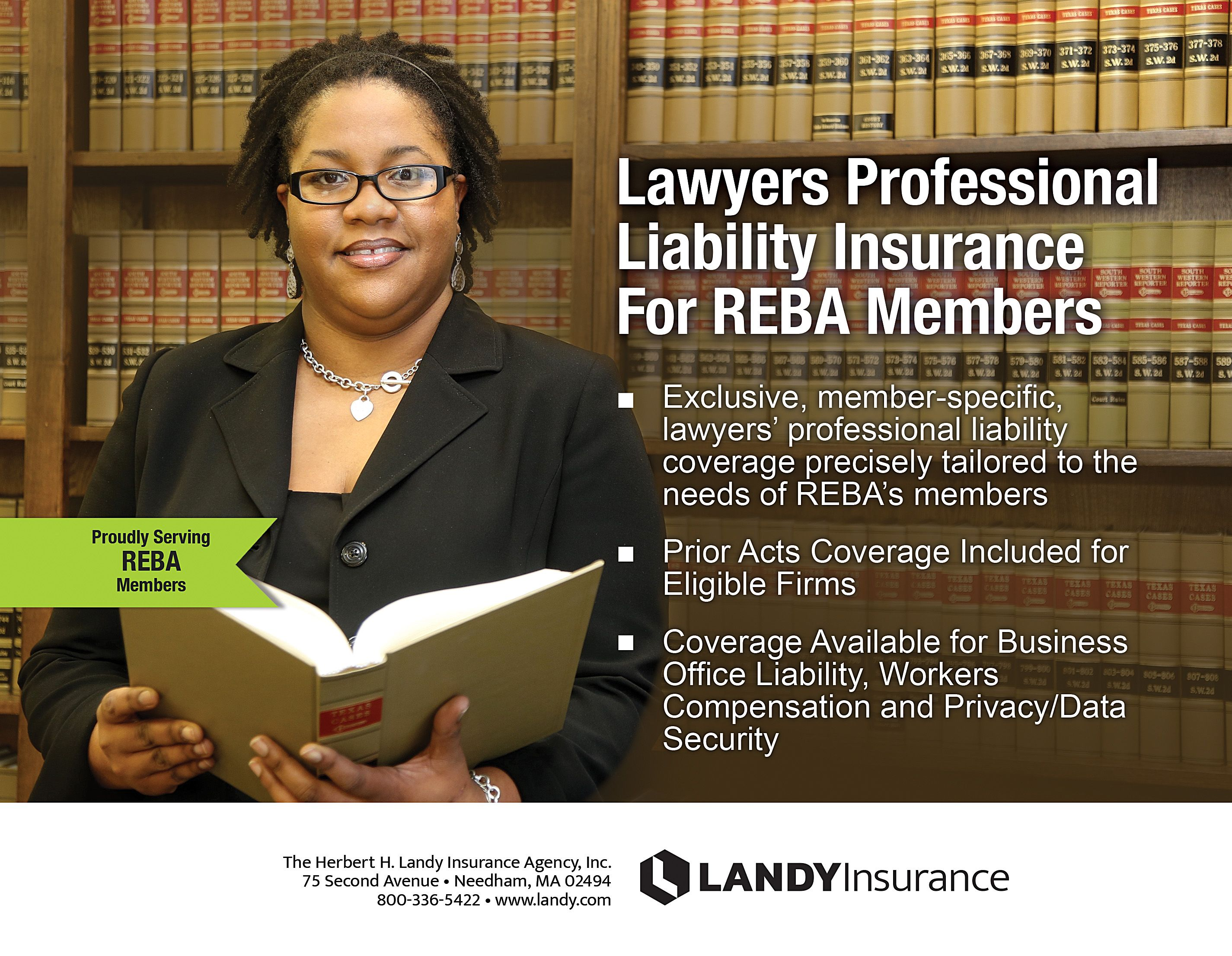 Lawyers Professional Liability Insurance for Real Estate