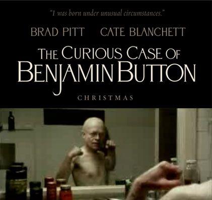 The Curiou Case Of Benjamin Button 2008 Cine Vivir Mejor Cinema Paraiso