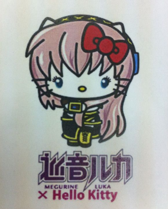 Japanese Cultural Symbols Hello Kitty And Hatsune Miku The Popular