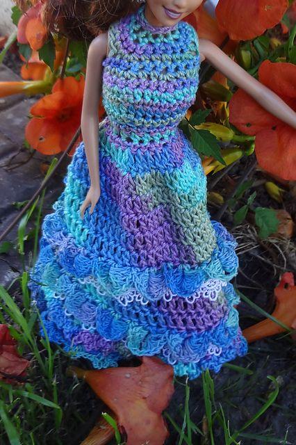 Ravelry: Elana Dress pattern by Jennifer Gregory