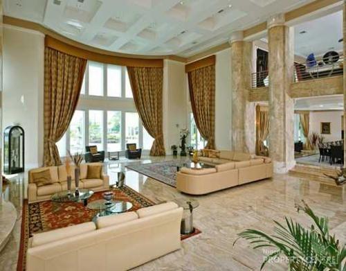 Living Room Home Luxury Homes Luxury House Designs