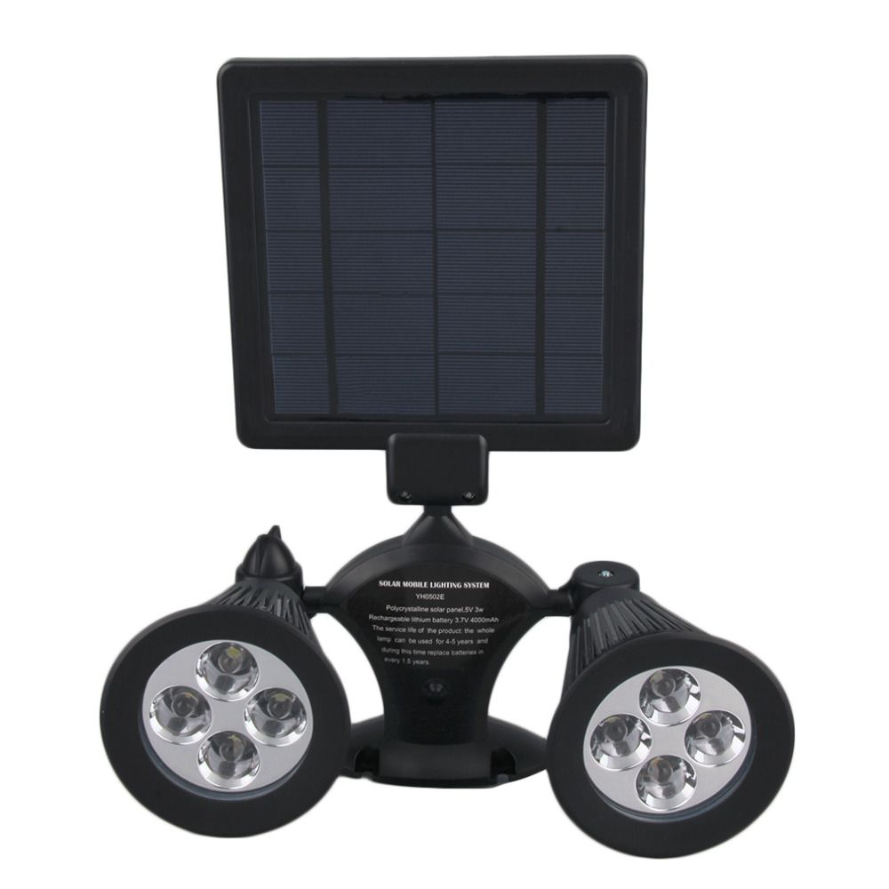 2017 new arrival double lamp heads mobile 360 degree rotate led 2017 new arrival double lamp heads mobile 360 degree rotate led solar spot light outdoor security mozeypictures Image collections