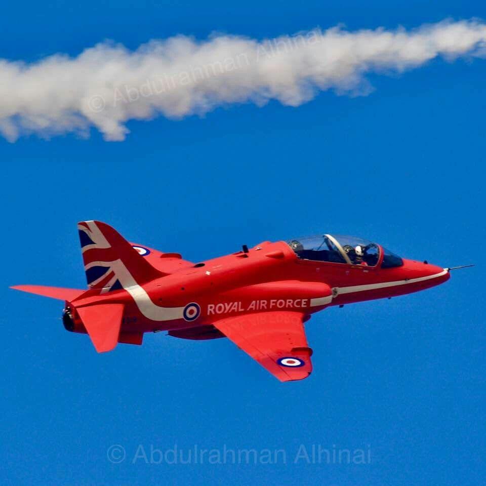 Red Arrows In Muscat Oman