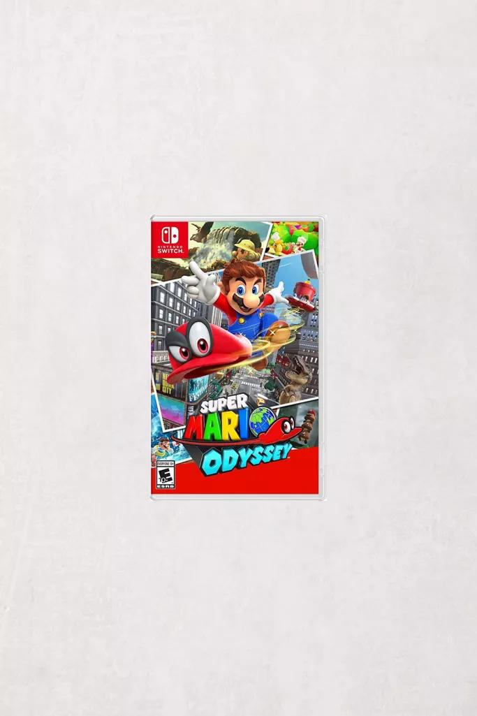Nintendo Switch Super Mario Odyssey Video Game In 2021 Nintendo Switch Super Mario Super Mario Odyssey Mario Odyssey