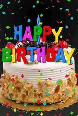 Image Result For Happy Birthday Images Greeting Cards