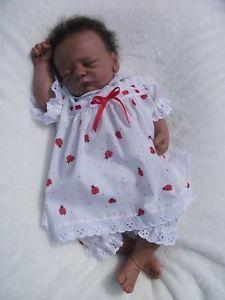 Baby-Girl-Dress-Pants-Set-Tabitha-Handmade-Red-Ladybugs-Tuppence-New-00-0