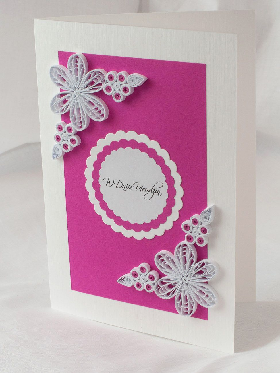 Quilling Birthday Cards Handmade Greeting Cards Unique Dis