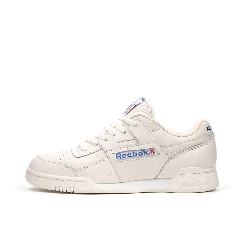 Reebok Workout Plus Vintage ChalkClassic White Sko  Shoes