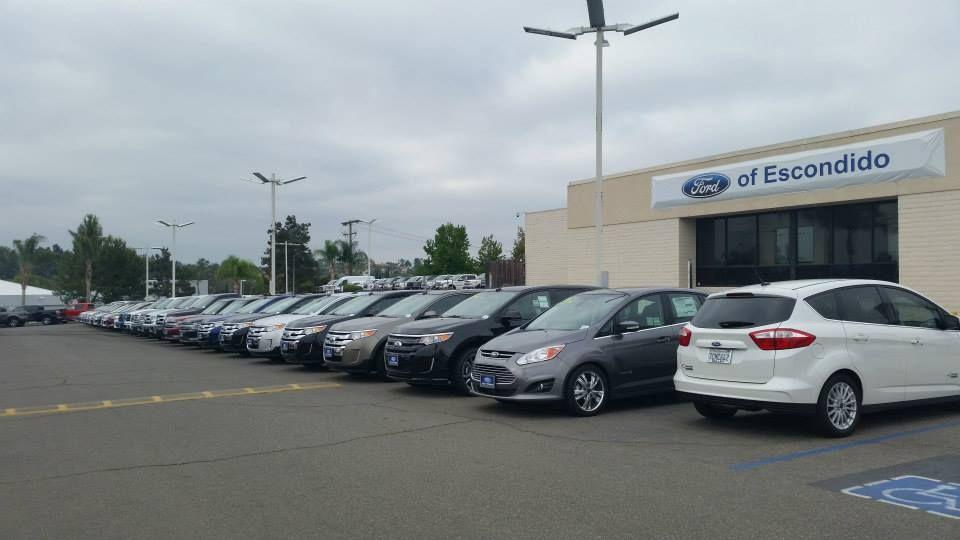 Ford Dealership San Diego >> Fordofescondido Ford Dealership Escondidoca Northcounty