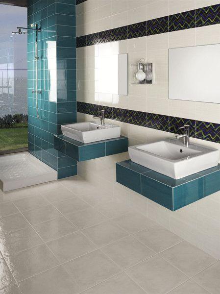 Mainzu #Glam Blu Peq 15x30 cm #Keramik #Einfarbig #15x30 im - badezimmer 10 qm