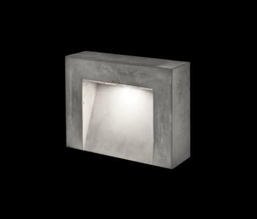Perfect Lighting bollard LED outdoor for public areas ICEMENTI CENTOCENTO IC Lucifero us
