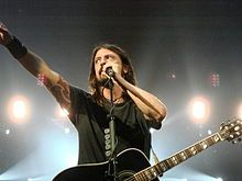 "Grohl has been married twice. He was married to photographer Jennifer Youngblood from 1994 to 1997. On August 2, 2003, he married Jordyn Blum. Together, they have three daughters: Violet Maye (born April 15, 2006), Harper Willow (born April 17, 2009), and Ophelia Saint (born August 1, 2014).[82] Grohl has been vocal in his views on drug misuse, contributing to a 2009 anti-drug video for the BBC. ""I have never done cocaine, ever in my life. I have never done heroin, I have never done speed,"""