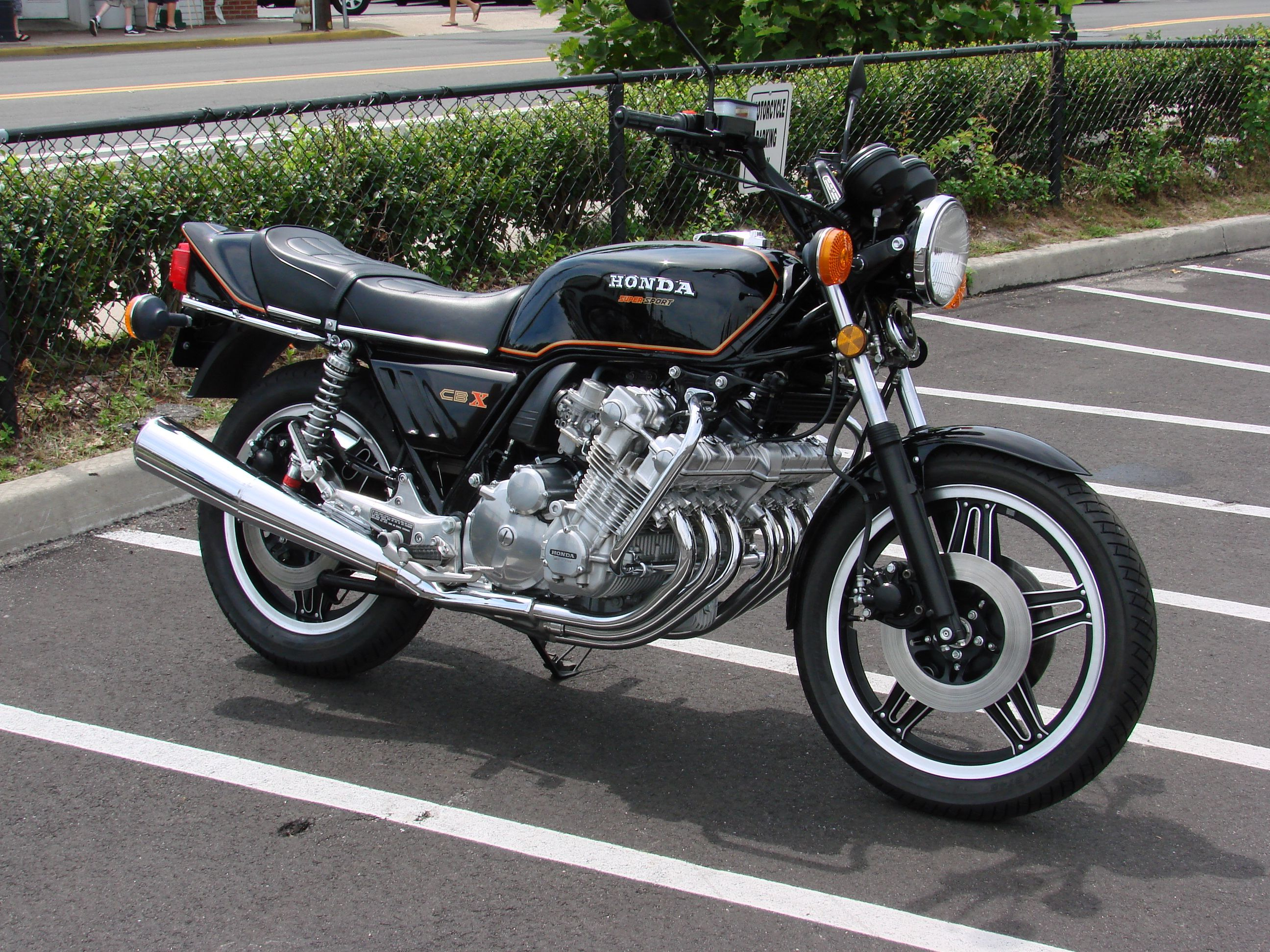 1980 honda cbx this is not my old cbx but i had one just for 1980s honda motorcycles