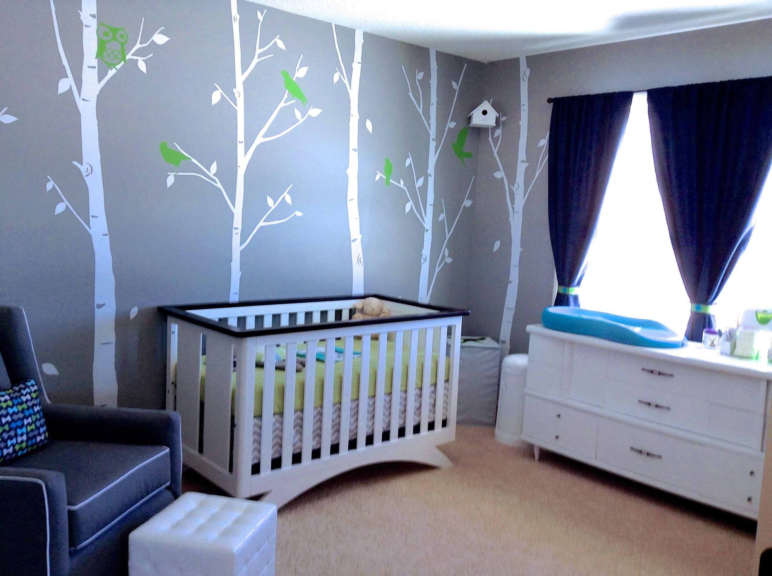 Modern Baby Bedding Nursery
