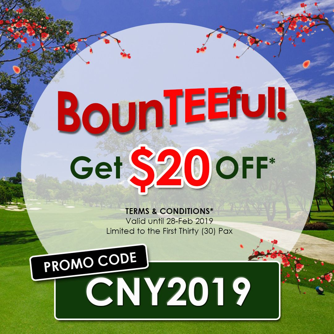 Hey Golfers No Plans For Cny Yet Here S Something You Shouldn T Miss Top Golf Courses Top Golf Golf Courses