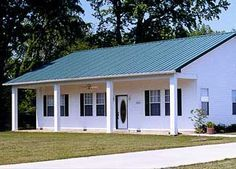 Steel Frame Homes Red Iron Kit Homes Offer An Easy Inexpensive