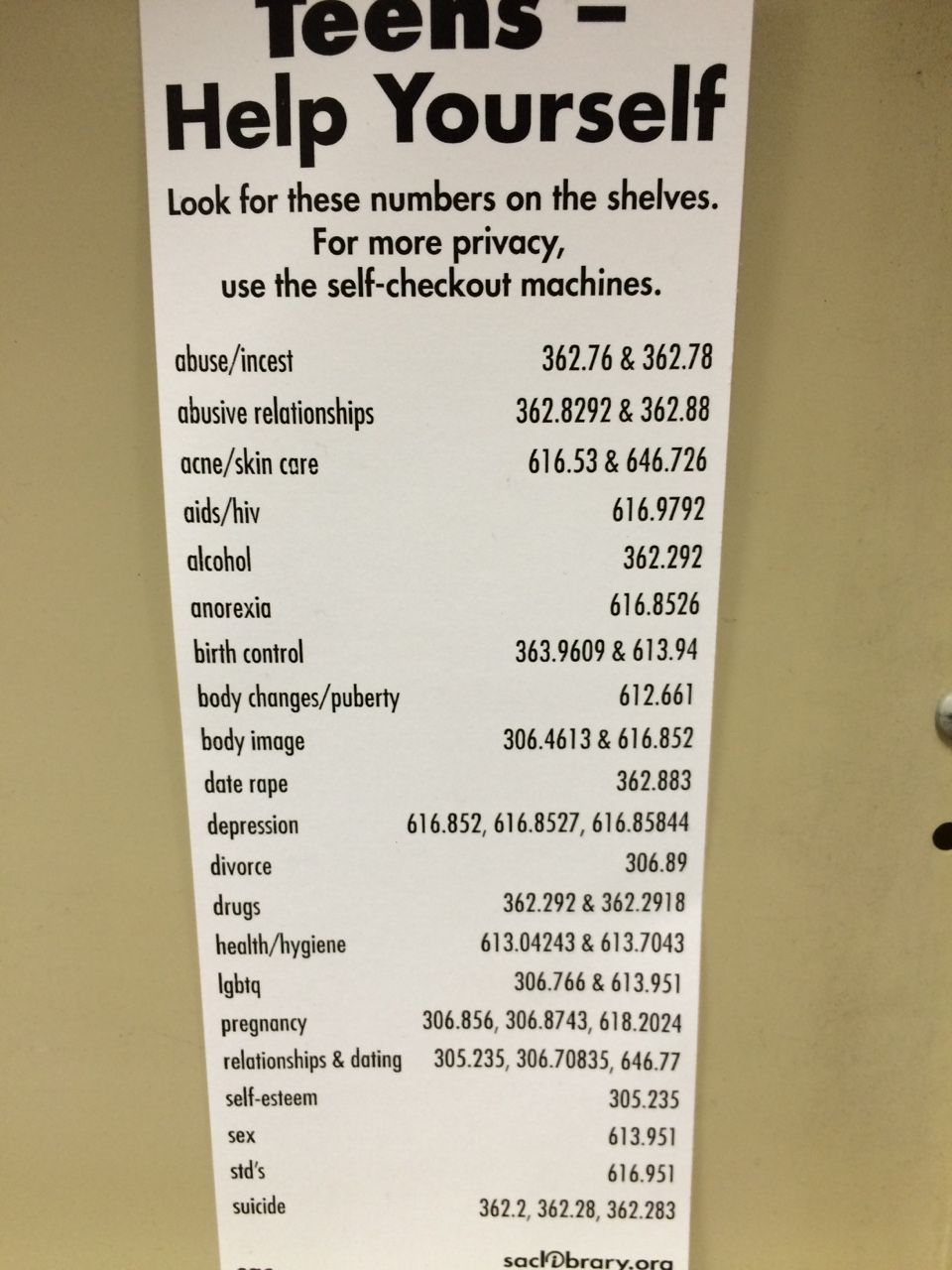 This Public Library Figured Out The Perfect Way For Teens To Find ...