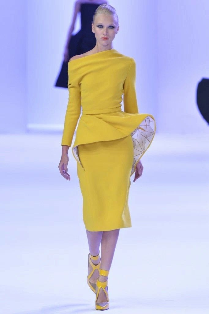 Stéphane Rolland Haute Couture Spring/Summer 2014