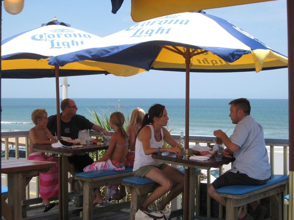 The Golden Lion Cafe Restaurant In Flagler Beach Fl A Must Going Down 1 To Daytona