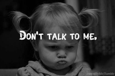 Image result for little girl with mad face on