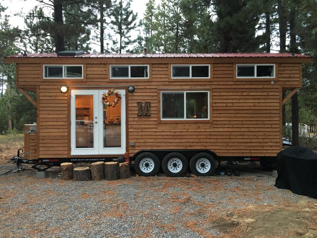 we are selling our custom built tiny home some exciting features - Mobile Home Trailer Frames For Sale