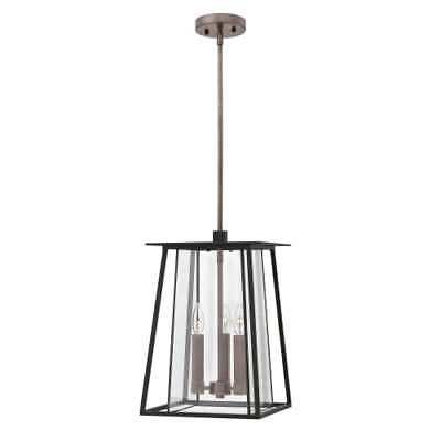 Hinkley lighting 2102 walker 3 light 11 1 2 outdoor pendant w