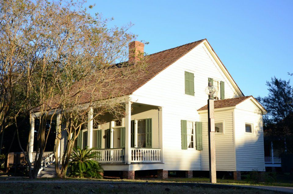 History museum Vermilionville is a living history