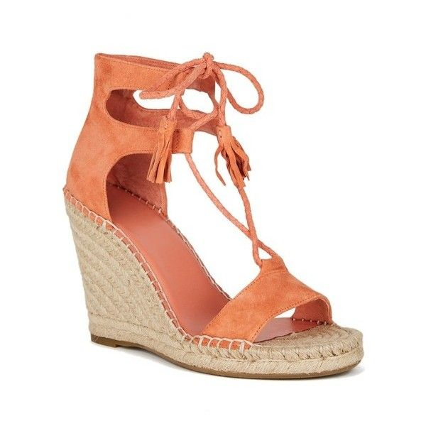 515ad7875e8 Joie Delilah Espadrille Wedge (13,090 DOP) ❤ liked on Polyvore ...