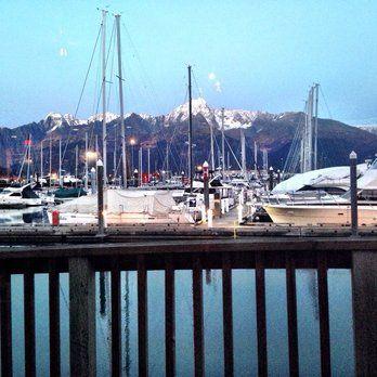 Seward Food Chinooks Waterfront Restaurant Waterfront Restaurant Waterfront Alaska